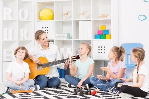 une école de musique à Nice